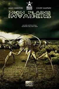 Caratula, cartel, poster o portada de Alien Attack
