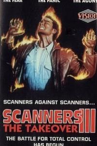 Caratula, cartel, poster o portada de Scanners 3