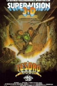 Caratula, cartel, poster o portada de El tesoro de las cuatro coronas