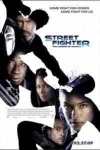 Caratula, cartel, poster o portada de Street Fighter: La leyenda