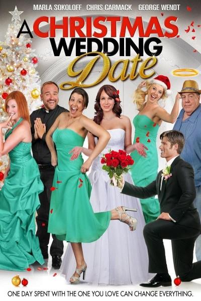Caratula, cartel, poster o portada de Una boda por Navidad