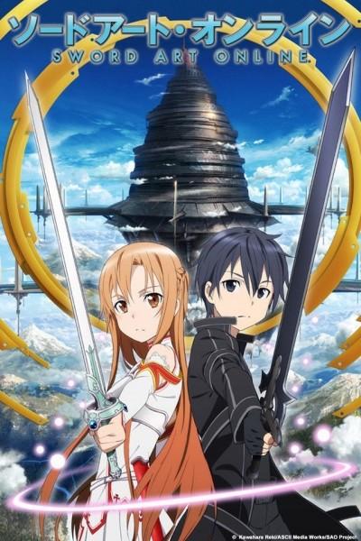 Caratula, cartel, poster o portada de Sword Art Online