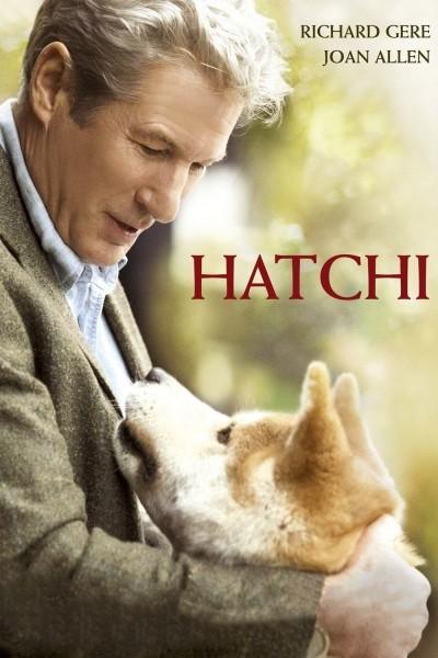 Caratula, cartel, poster o portada de Siempre a tu lado (Hachiko)