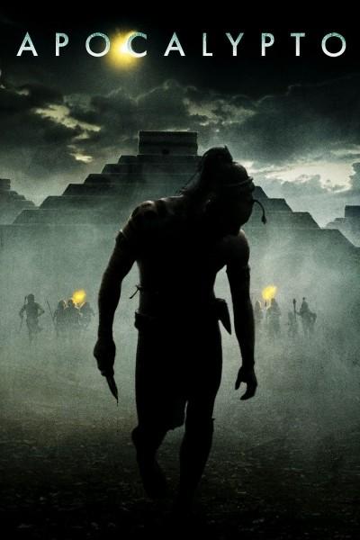 Caratula, cartel, poster o portada de Apocalypto