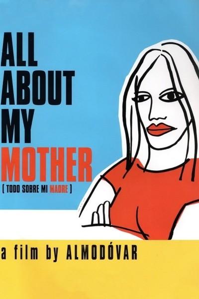Caratula, cartel, poster o portada de Todo sobre mi madre