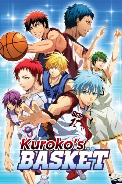 Caratula, cartel, poster o portada de Kuroko\'s Basketball
