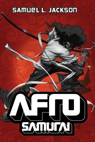 Caratula, cartel, poster o portada de Afro Samurai