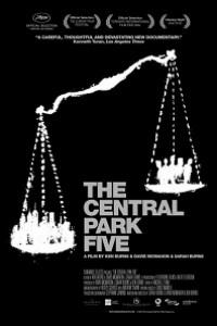 Caratula, cartel, poster o portada de Los cinco de Central Park