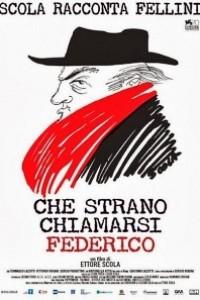 Caratula, cartel, poster o portada de Qué extraño llamarse Federico