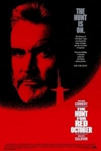 Caratula, cartel, poster o portada de La caza del Octubre rojo