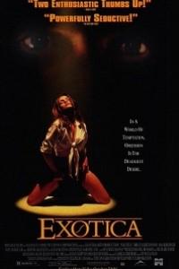 Caratula, cartel, poster o portada de Exótica