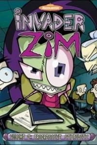 Caratula, cartel, poster o portada de Invasor ZIM