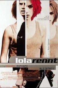Caratula, cartel, poster o portada de Corre, Lola, corre