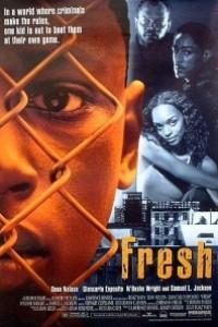 Caratula, cartel, poster o portada de Fresh
