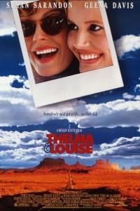 Caratula, cartel, poster o portada de Thelma & Louise