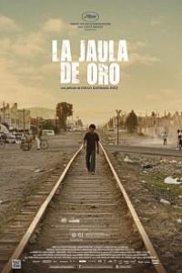 Caratula, cartel, poster o portada de La jaula de oro