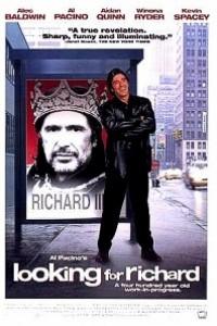 Caratula, cartel, poster o portada de Looking for Richard (En busca de Ricardo III)