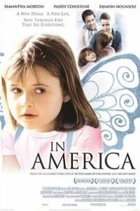 Caratula, cartel, poster o portada de En América