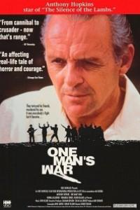 Caratula, cartel, poster o portada de Un hombre en guerra