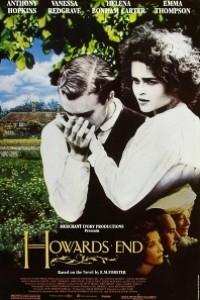 Caratula, cartel, poster o portada de Regreso a Howards End