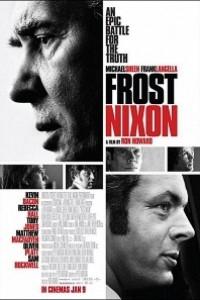 Caratula, cartel, poster o portada de El desafío: Frost contra Nixon