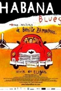 Caratula, cartel, poster o portada de Habana Blues