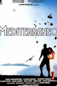Caratula, cartel, poster o portada de Mediterráneo