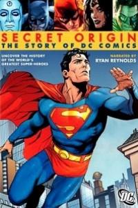 Caratula, cartel, poster o portada de Origen secreto: la historia de DC Comics