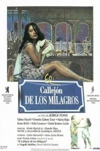 Caratula, cartel, poster o portada de El Callejón de los Milagros