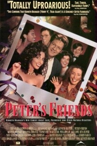 Caratula, cartel, poster o portada de Los amigos de Peter