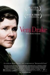 Caratula, cartel, poster o portada de El secreto de Vera Drake