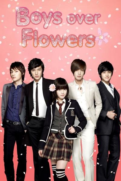 Caratula, cartel, poster o portada de Boys Before Flowers