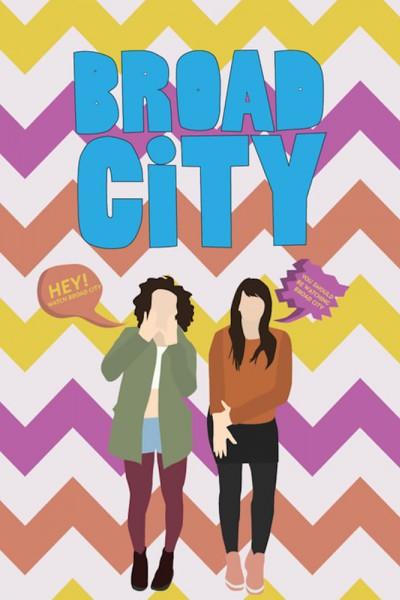 Caratula, cartel, poster o portada de Broad City