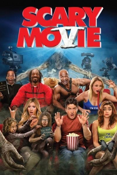 Caratula, cartel, poster o portada de Scary Movie 5