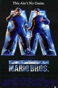 Caratula, cartel, poster o portada de Super Mario Bros