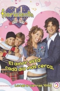 Caratula, cartel, poster o portada de Floricienta
