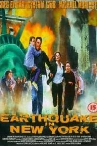 Caratula, cartel, poster o portada de Terremoto en Nueva York