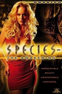 Caratula, cartel, poster o portada de Species IV, El Despertar