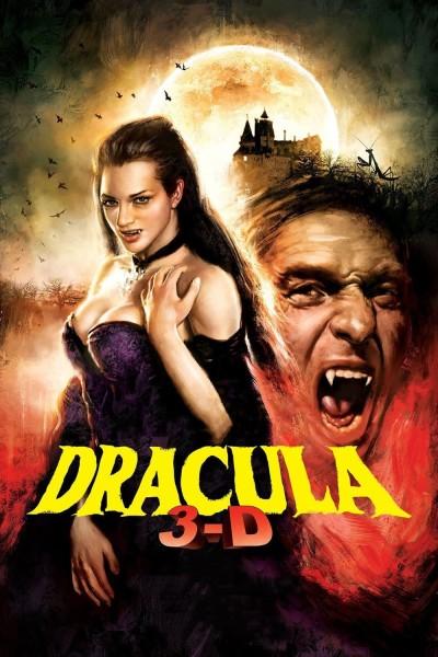 Caratula, cartel, poster o portada de Drácula 3D