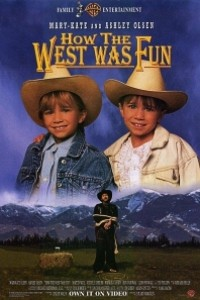 Caratula, cartel, poster o portada de Qué divertido es el oeste