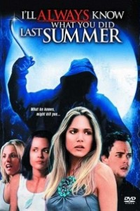 Caratula, cartel, poster o portada de Sé lo que hicisteis el último verano 3