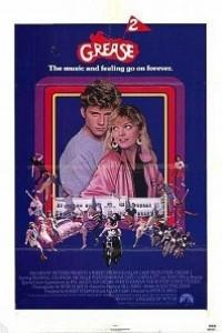 Caratula, cartel, poster o portada de Grease 2