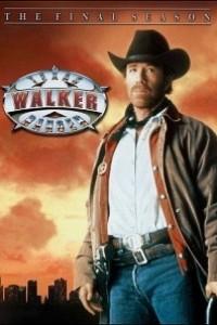 Caratula, cartel, poster o portada de Walker Texas Ranger