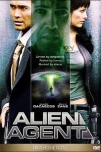 Caratula, cartel, poster o portada de Agente Alien