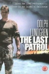 Caratula, cartel, poster o portada de La última patrulla