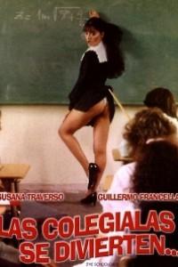 Caratula, cartel, poster o portada de Las colegialas