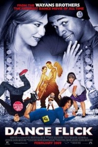 Caratula, cartel, poster o portada de Dance Movie: Despatarre en la pista