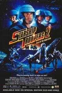 Caratula, cartel, poster o portada de Starship Troopers 2: El héroe de la federación