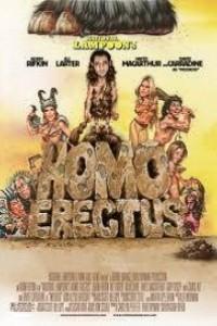 Caratula, cartel, poster o portada de Homo Erectus