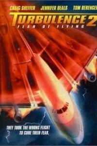 Caratula, cartel, poster o portada de Turbulencia 2: Miedo a volar